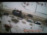 Как борятся с неправильно  припаркованными а/м в Петрозаводске