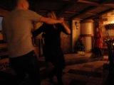 Танцы на новогоднем корпоративе - Мальчик-красавчик, Елка
